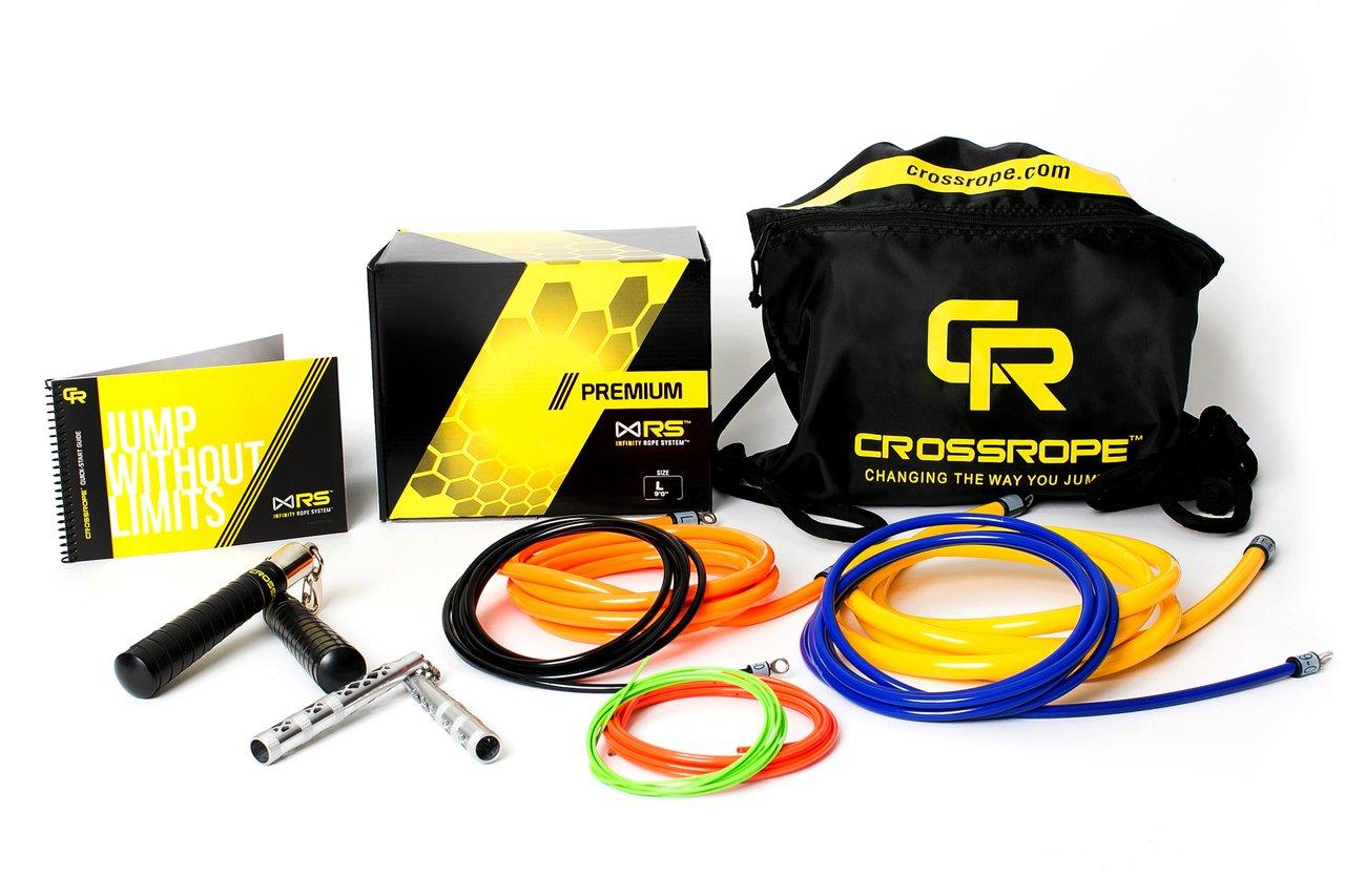 Crossrope - Juego de primera calidad - Juego completo de cuerda de ...