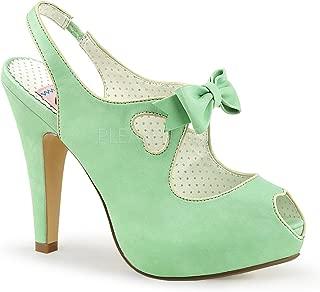Pinup Couture Women's Bettie-03 Platform Sandal