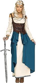 Fun World Women's Viking Queencostume
