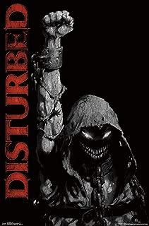 Trends International Disturbed - Fist Wall Poster, 22.375