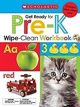 Get Ready for Pre-K Wipe-Clean Workbook: Scholastic Early Learners (Wipe-Clean Workbook)