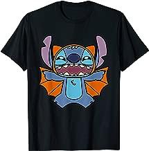 Disney Stitch Bat Halloween Costume T-Shirt