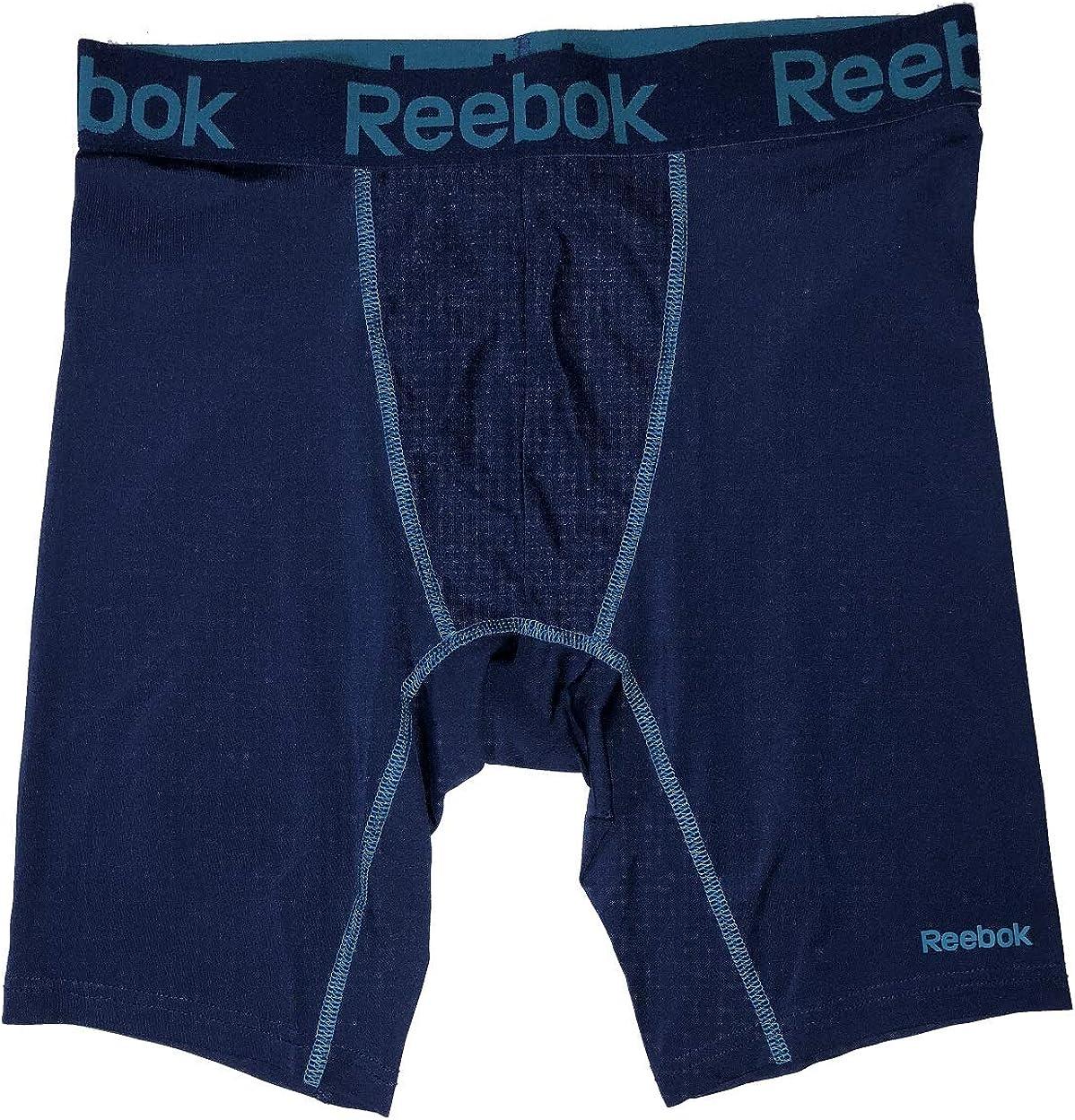 Reebok Men's Performance Boxer Brief Brief
