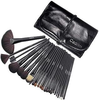 Brochas de Maquillaje,Cadrim 24pcs Maquillaje Profesional