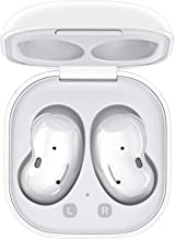 SAMSUNG Galaxy Buds Live Mystic White Bluetooth Headphones and Headsets