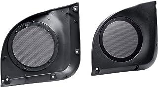 PEUGEOT 207 307 esperto Radioblende + Cavo Adattatore + Antenna Splitter Watermark Radio-Set di installazione per CITROEN C2 C3 Jumpy Berlingo FIAT Scudo Nero
