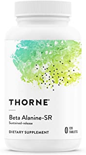 Thorne Research - Beta Alanine-SR with CarnoSyn - Sustained-Release Amino Acid for Muscle Endurance - NSF Certified for Sp...