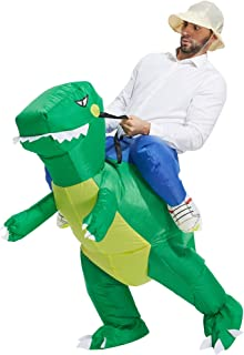 Wild Cheers Inflatable Costume Adult Blow Up Costume. Suitable for Outdoor Activities, Parties, Gift