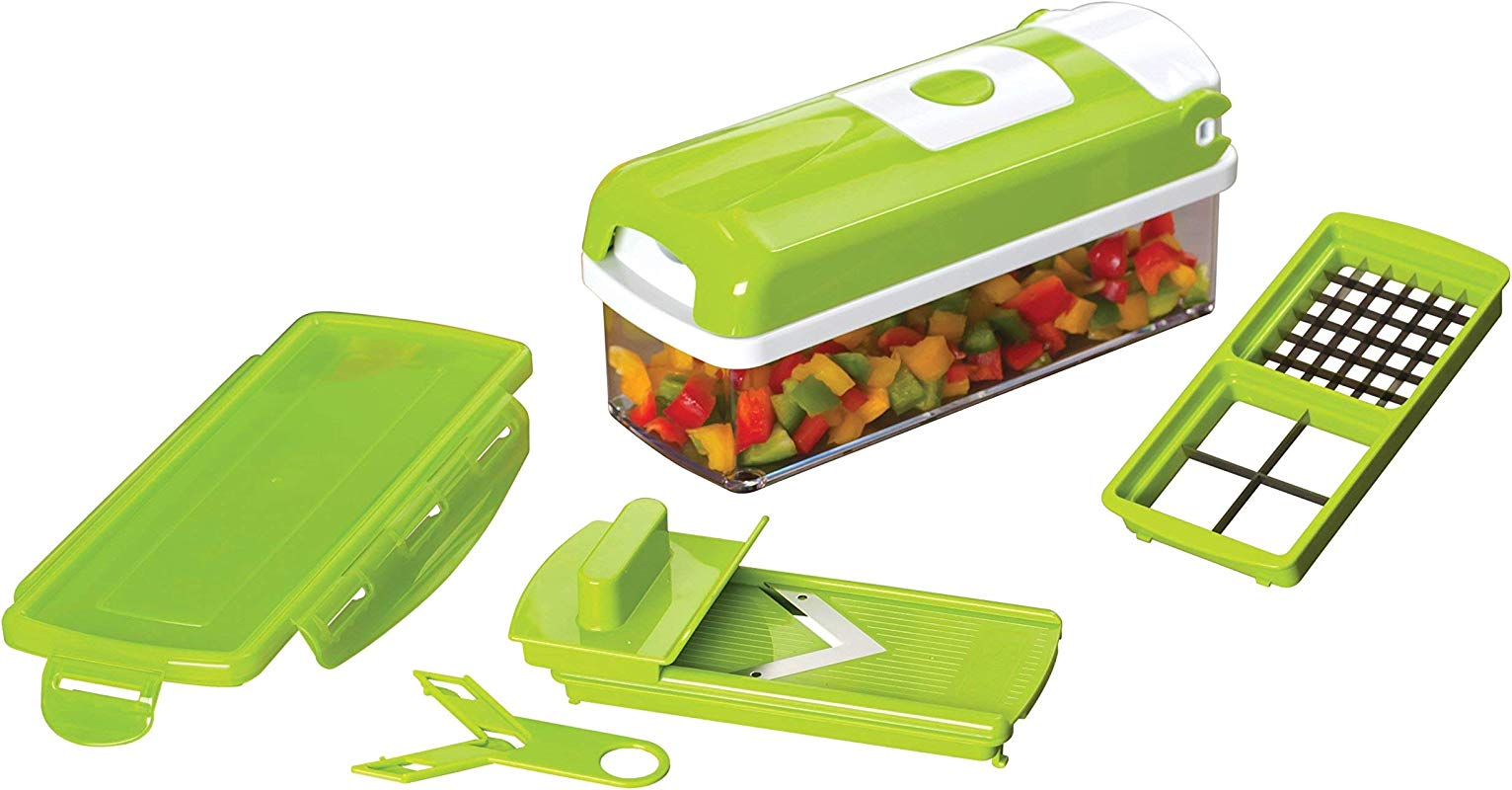 One Second Slicer All In One Vegetable Slicer And Food Preparation Station