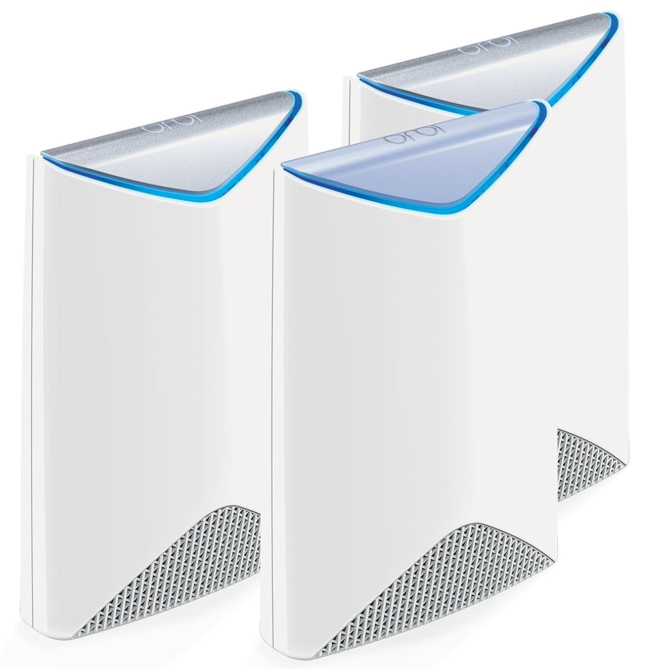 NETGEAR Orbi Pro AC3000 Business Mesh WiFi System, 3-Pack, Wireless Access Point (SRK60B03)