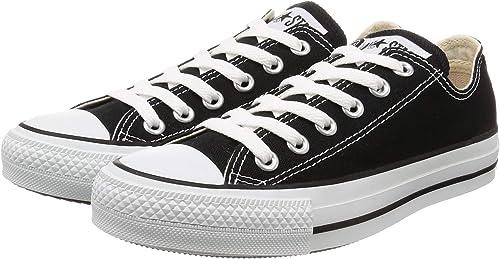 Converse Unisex Chuck Taylor All All All Star Ox Basketball chaussures (Hommes 7.5 femmes 9.5, noir) 494
