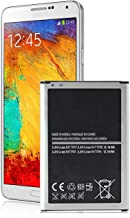 Galaxy Note 3 Battery,Cleantt 3200mAh Li-Ion Replacement Battery for Samsung Galaxy Note..