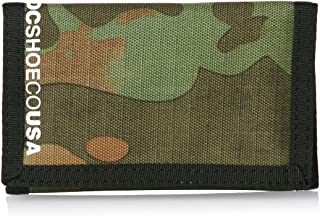 013d2edce2cee DC Shoes Wallets Ripstop Le 2 m wllt cqw2, Camuflaje Lodge, One Size,