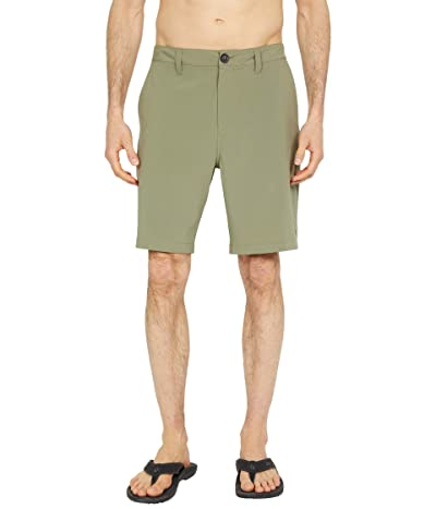 Quiksilver Waterman Backwater 20 Amphibian Boardshorts Men