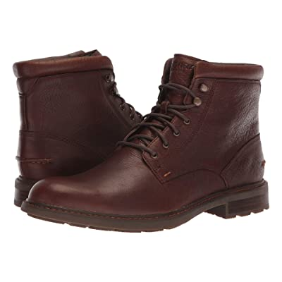 Sperry Annapolis Boot (Brown) Men