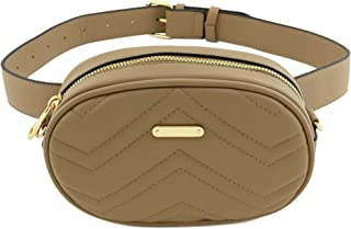 Quilted Small Versatile Purse Fanny Pack Waist Bag Crossbody