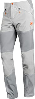 Mammut Nordwand HS Flex Pant - Men's Marble/Granit, 34