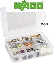 Kit de instalaci/ón el/éctrica 3,5mm Wago 2009-310
