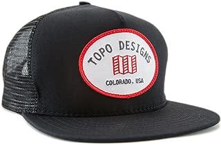 Topo Designs Unisex Snapback Hat