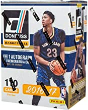 Sports Memorabilia 2016-17 Panini Donruss Basketball 10ct Blaster 20-Box Case - Basketball Wax Packs