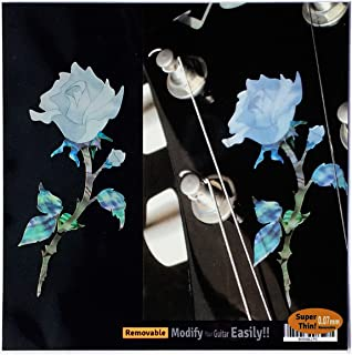 Best rose inlay guitar Reviews
