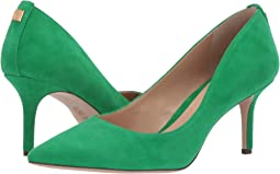 Spring Emerald Kid Suede
