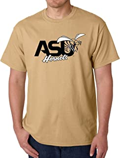 J2 Sport NCAA Basic Block Alabama State University ASU Hornets Arch Game Day Tee