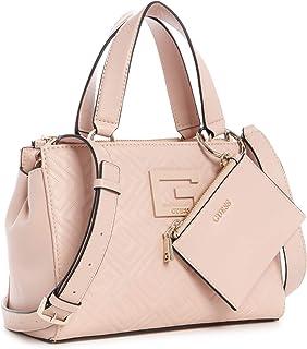 GUESS Womens Handbag, Rosewood - QG773805