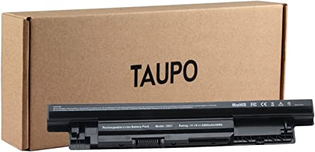 TAUPO XCMRD New Laptop Battery Compatible with Dell Inspiron 14 3421/ 14r 5421 5437/15 3521 5521 / 15r 5537/17 3721/ 17r 5737 5721/ Latitude 3540, fits P/N MR90Y 9K1VP - 12 Months Warranty