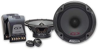 Alpine SPG-17CS 2-Way Speaker,Black