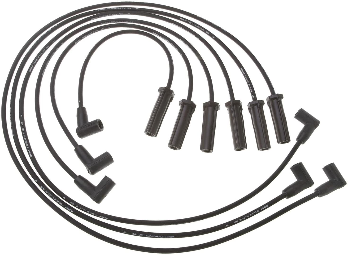ACDelco 40BB Professional Spark Plug Wire Set