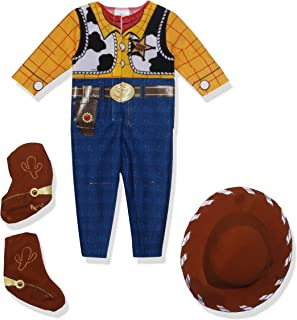 Disney unisex-baby Party Supplies Woody Classic Costume