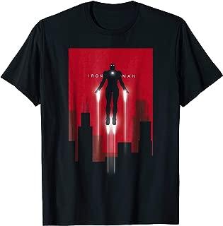 iron man in t shirt