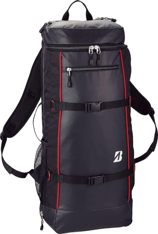 何もない戦闘高齢者BRIDGESTONE(ブリヂストン) テニス バックパック3 ブラック TRB611 ブラック