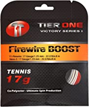 Tier One Firewire BOOST (co-poly/co-poly hybrid) Tennis String