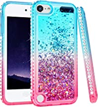 iPod Touch 5 6 7 Case, iPod Touch Case 5th 6th 7th Generation for Girls, Ruky Quicksand..