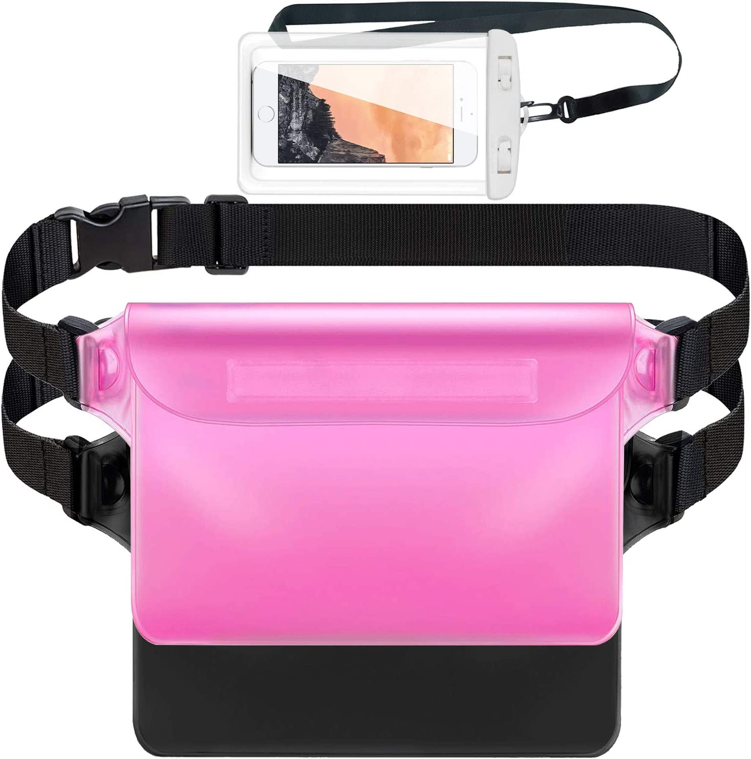 Zoiber Waterproof Some reservation Pouch with Adjustable Pack Strap -Wat Waist 3 Cheap super special price