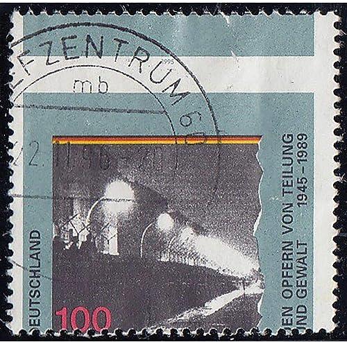 Goldhahn BRD Bund Nr. 1830 gestempelt Verz ung Briefürken für Sammler