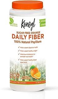 Best konsyl psyllium capsules Reviews