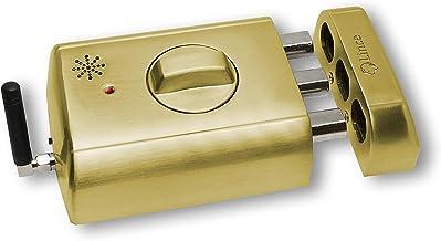 LINCE 94940Tk veiligheidsslot 4940-tk, goudkleurig