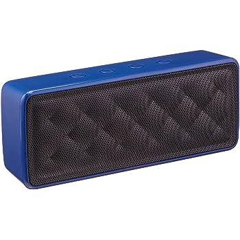 AmazonBasics Portable Wireless, 2.1 Bluetooth Speaker, Blue
