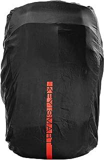 KeySmart Urban21 - Waterproof Cover for Backpack (Rain Cover, Black)