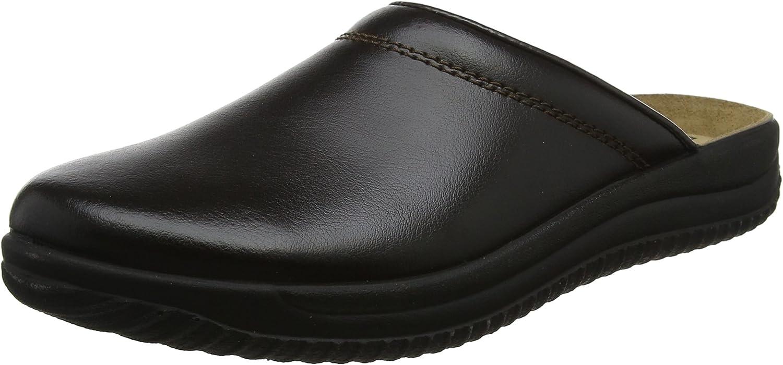 Rohde Men's 2779 Range Leather Slippers