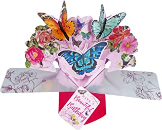 Second Nature Pop Ups Birthday Pop Up Card with