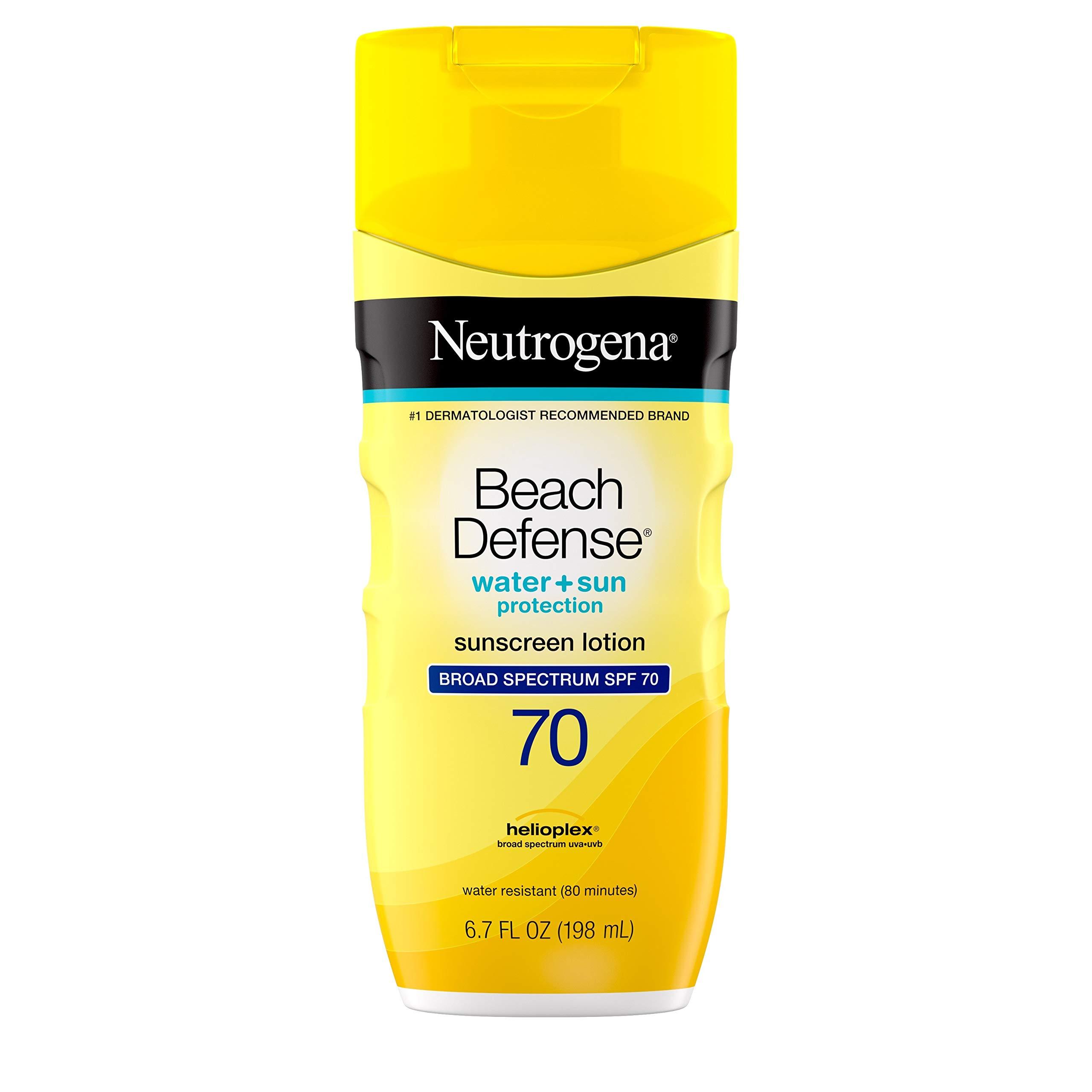 Neutrogena Resistant Sunscreen Spectrum Fast Absorbing