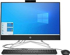HP AlO Ryzen 3 3250U 54.6 cm (21.5-inch) FHD All-in-One Desktop with Alexa Built in (8GB/1TB HDD/Windows 10/MS Office 201...