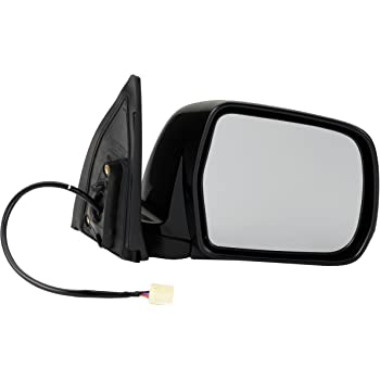OE:8791048160C0 Passenger Side Right Rear View Mirror Replacement for Toyota HIGHLANDER 01-07//HIGHLANDER HYBRID 06-07 TO1321211 Parts Link #
