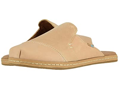 TOMS Nova Leather Wrap (Honey Leather) Women