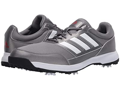 adidas Golf Tech Response 2.0 (Grey Three/Silver Metallic/Grey Six) Men
