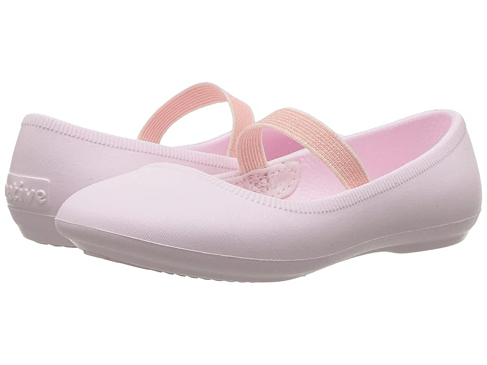Native Kids Shoes Margot (Toddler/Little Kid) (Milk Pink) Girls Shoes